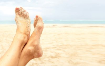 Ready to Hit the Beach? Mind Your Feet!